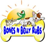Bones N Belly Rubs Logo