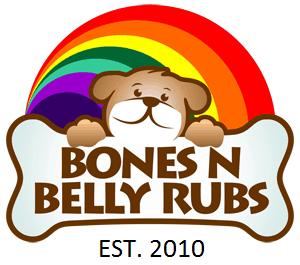 Bones N Belly Rubs Logo