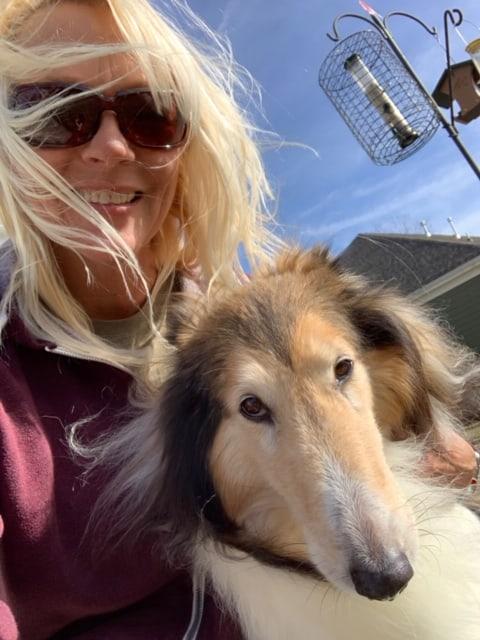 Melissa pet sitter dog walker at Bones N Belly Rubs Chesapeake