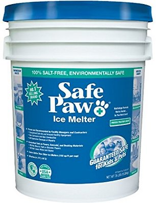 safe paw deicer from chewy